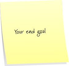 your-end-goal