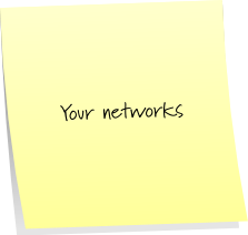 your networks