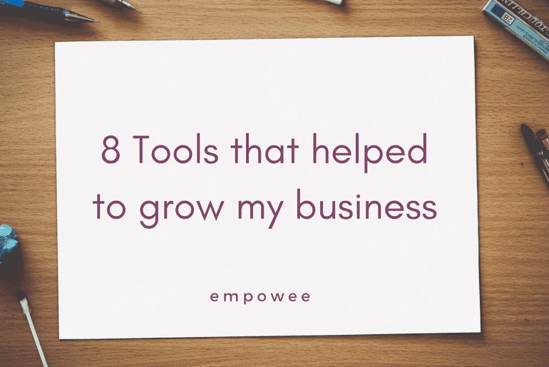 Tool grow blog